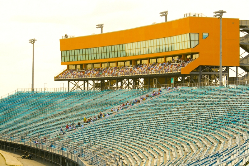 The Homestead-Miami Speedway in Homestead, Florida