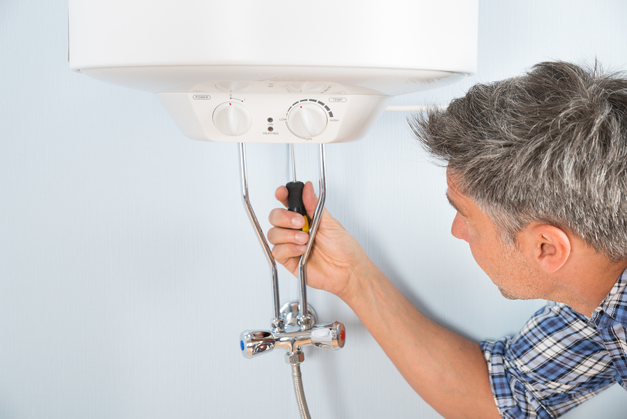 Water Out! The 4 Common Causes of Water Heater Leaks