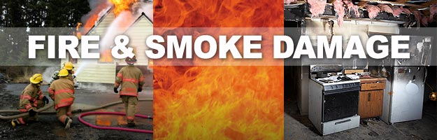 Fire and Smoke Damage South Florida